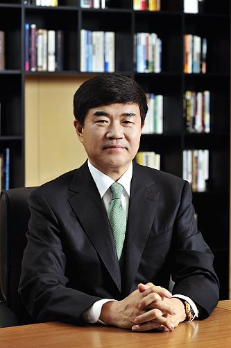 삼성SDS 정유성 대표 모습