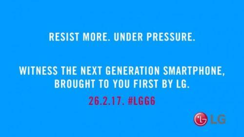 LG G6, 방수·방진 성능 강화…일체형 배터리 탑재