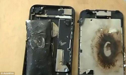 아이폰7폭발