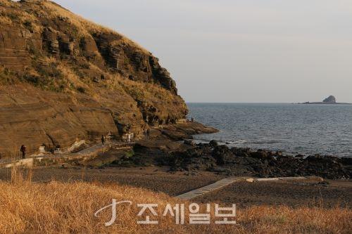 용머리 해안
