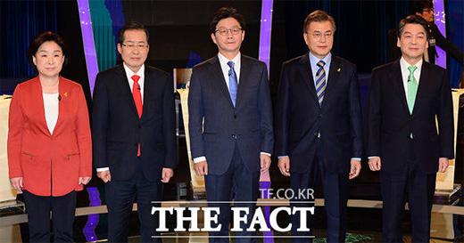 '대선후보 KBS 초청토론' 시청률 26.4%…드라마·예능 '대폭 하락'