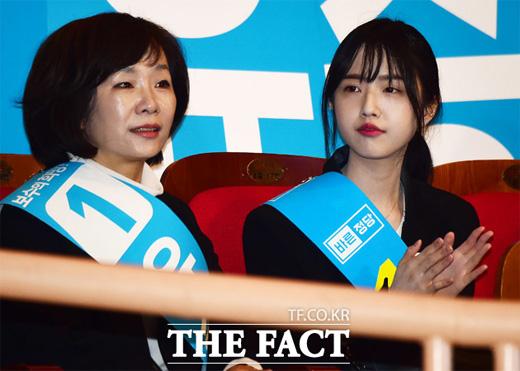 유승민 딸 유담, 오는 27일부터 선거 유세 합류…유승민