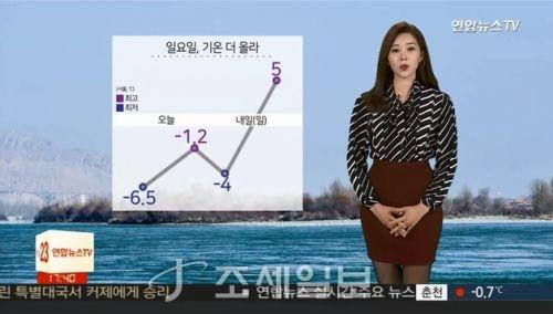 오후들어 전국 평년기온 회복 [사진: 연합뉴스TV]