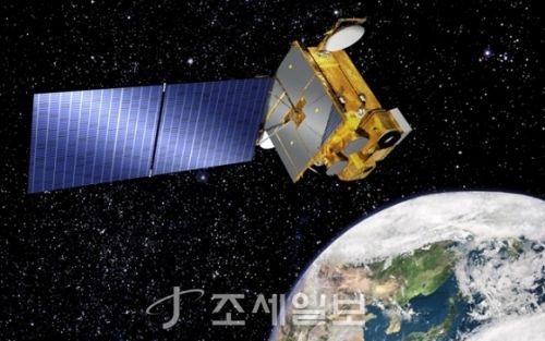 천리안 위성 1호 [사진: 항공우주연구원 제공]