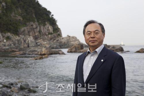 더불어민주당 부산시장 후보 오거돈.(사진=오거돈 캠프 제공)