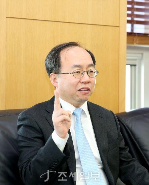 김용석 서울행정법원장은 조세일보와의 인터뷰에서