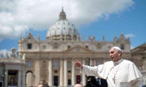 프란치스코 교황 (사진=교황청 홈페이지)