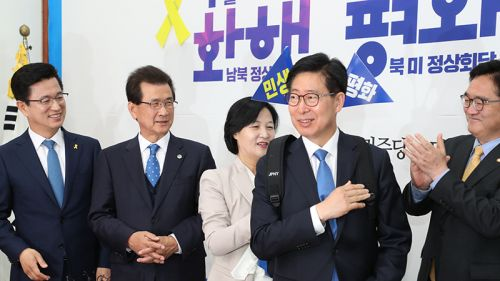 더불어민주당 충남지사 후보 양승조.(사진=양승조 캠프 제공)