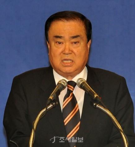 문희상 더불어민주당 의원 [사진: 김용진 기자]