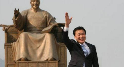 손학규 바른미래당 중앙선대위원장 [사진: 손학규 페이스북]