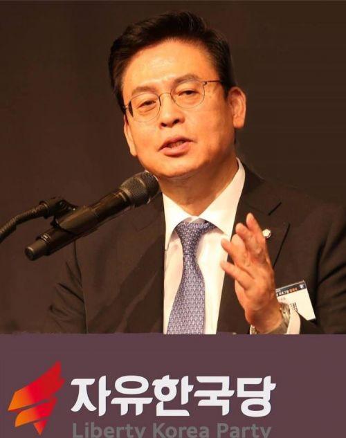 정우택 자유한국당 의원. (사진=정 의원 페이스북)