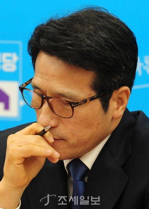정병국 바른미래당 의원 [사진: 김용진 기자]