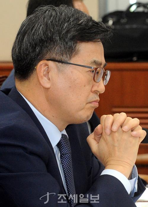김동연 경제부총리 겸 기획재정부 장관
