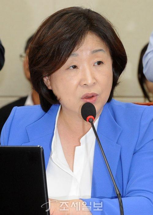 심상정 정의당 의원. (자료사진=김용진 기자)
