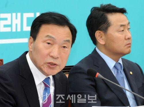 """[포토]손학규, """"돌려막기 인사 안돼"""""""