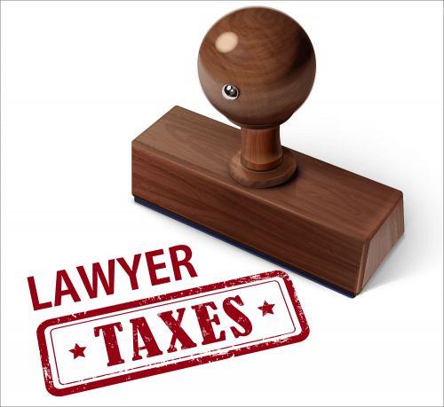 서울고등법원은 최근 세금을 체납한 로펌의 소속 변호사에게 2차 납세의무를 부과한 것은 적법하다고 판단했다. 사진=클립아트코리아.