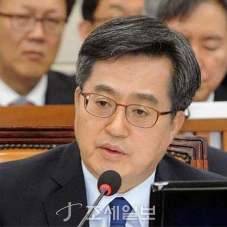 김동연 경제부총리 겸 기획재정부 장관. (자료사진=조세일보)