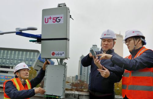 5G네트워크 구축현장