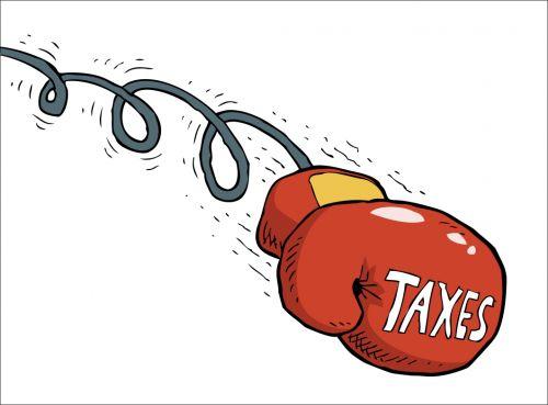 법원은 최근 과세당국이 회사의 대표를 오인해 엉뚱한 사람에게 세금을 부과했다면 이는 위법하다고 판단했다. 사진은 기사와 무관함. 사진=클립아트코리아.