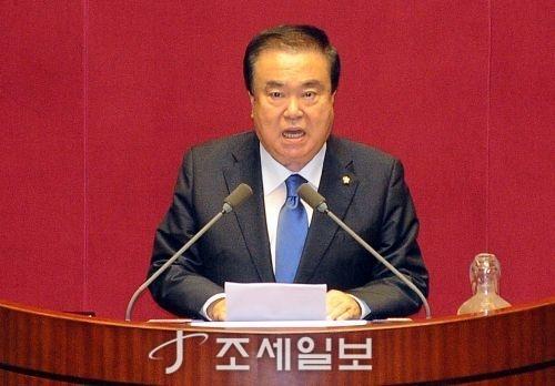 문희상 국회의장. (사진=조세일보)