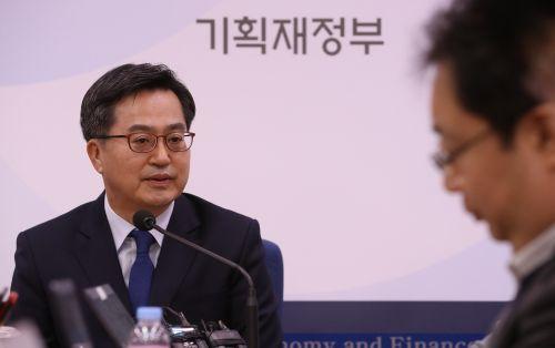 김동연 전 경제부총리 겸 기획재정부 장관