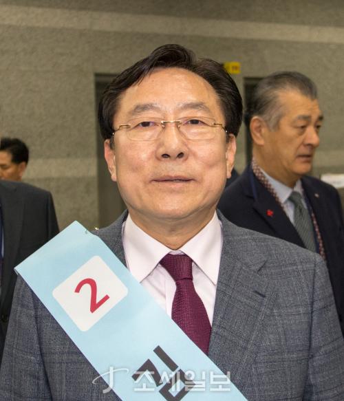 김기문 중소기업중앙회 회장후보