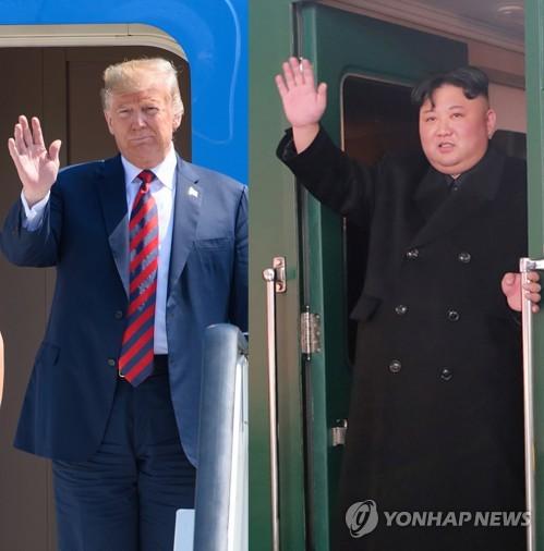 트럼프, 26일 밤 하노이 도착…이르면 27일 김정은과 회동