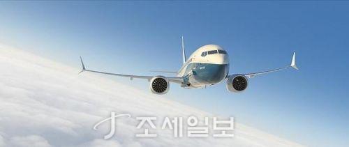 대한항공 보잉 737 맥스 8 <사진: 보잉 제공>