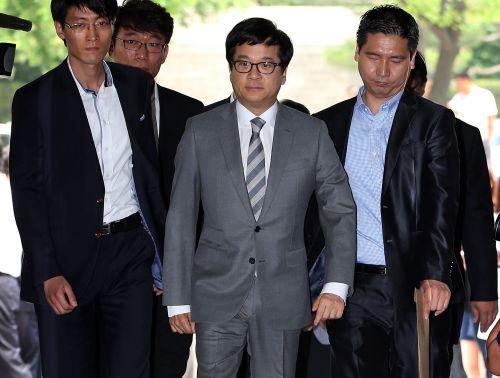 이재현 CJ그룹 회장에 대한 1600억원대의 증여세 소송 항소심이 15일 서울고등법원 행정11부에서 진행됐다.(사진출처=연합뉴스)