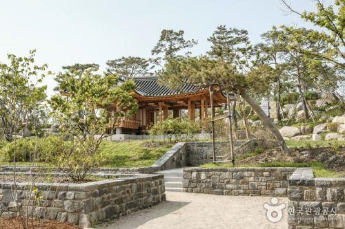 서울식물원 주제원에 마련된 사색의 정원