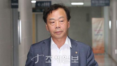 이완영 의원직 상실 <사진: SBS>
