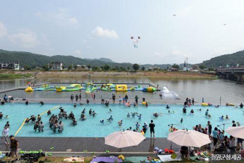 지난 2006년 이래 화강과 쉬리마을에서 열리는 철원화강다슬기축제 <사진제공:철원군청>