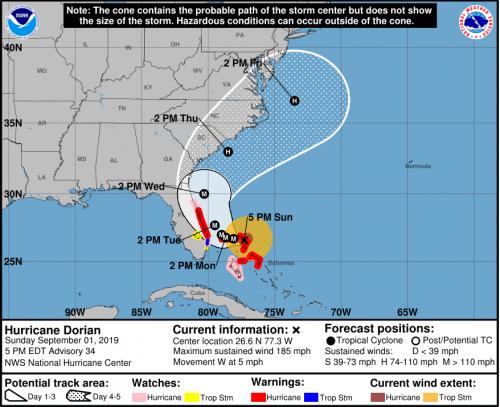 (사진=미국 국립해양대기청(NOAA) 홈페이지 캡쳐)