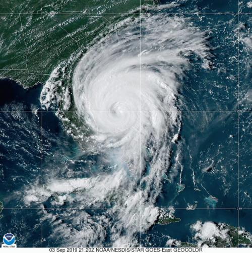 (사진=국립해양대기국(NOAA) 홈페이지 캡쳐)