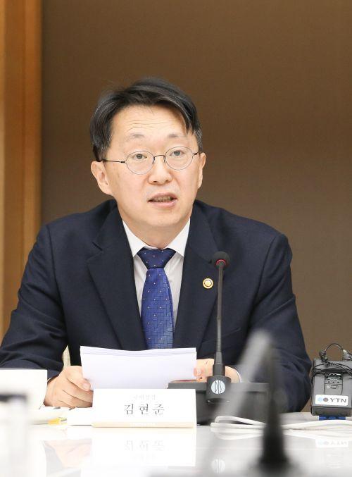 김현준 국세청장