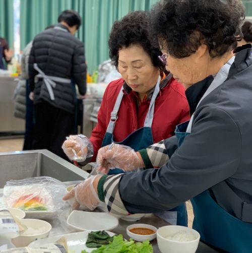 CJ프레시웨이,    당뇨인 위한 건강 쿠킹클래스 개최