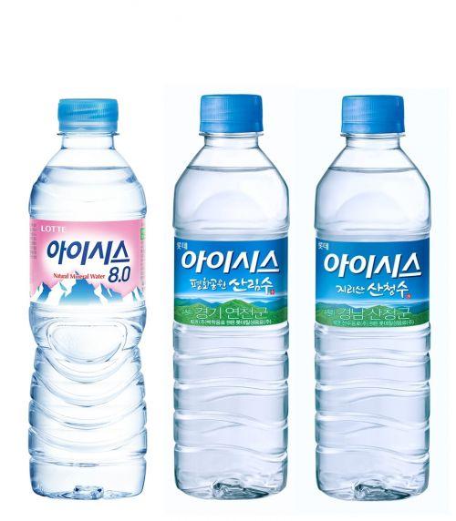 롯데칠성,      생수 판매량 '두자릿수 성장세' 지속