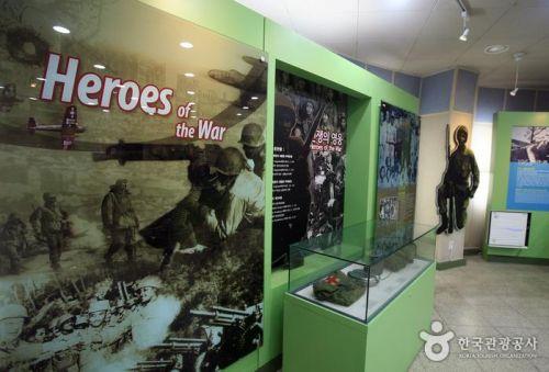 한국전쟁 참전 배경부터 승전 기록, 에티오피아 문화까지 만나볼 수 있는 에티오피아한국전참전기념관