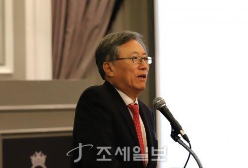 """최중경 """"회계법인, 역량 부족하면 일감 줄여라"""""""