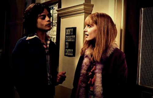 프레디와 메리의 첫 만남 장면(출처: 영화