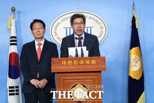 한국당,새보수당 등 중도보수 정당과 범보수시민단체가 참여하는 통합신당의 공식 명칭이