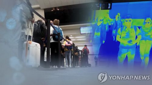 코로나19 확산 한국