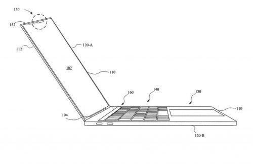 맥북 노치 특허