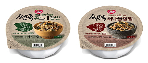 동원F&B 쎈쿡 산나물밥 2종 이미지