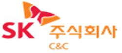SK(주) C&C 로고